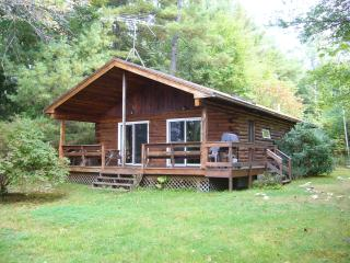 Nice Cabin with Canoe and Waterfront - Center Harbor vacation rentals