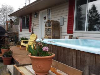 Private Hilltop Cottage  HotTub/PetFriendly - Sooke vacation rentals