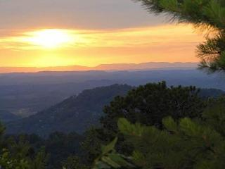 Top of the mountain, 2 B/R, private sauna - Sevierville vacation rentals