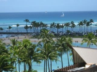 OCEAN & LAGOON VIEWS! STEPS TO WAIKIKI BEACH - Waikiki vacation rentals