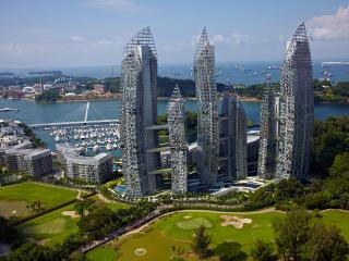 Sentosa Marina  Bay Seaview Presidential SkyVilla - Singapore vacation rentals