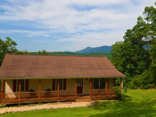 Shenandoah Sunset Cabin-Spectacular View! - Rileyville vacation rentals