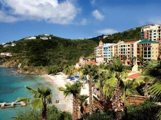 Christmas DEC 19-26  STTHOMAS Marriott villa for 8 - Saint Thomas vacation rentals