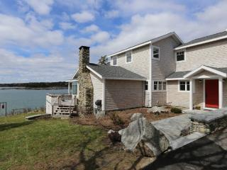 Beautiful Oceanfront home on Spruce Head Bay - South Thomaston vacation rentals