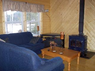 Secluded Pine Cottage on 70 Acre Wilderness Pond - Ryegate vacation rentals