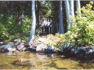 Waterfront Home Moosehead Lake - Image 1 - Greenville Junction - rentals