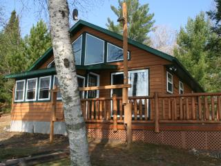 NEWLY REMODELED VACATION CABIN on ST.GERMAIN LAKE - Saint Germain vacation rentals