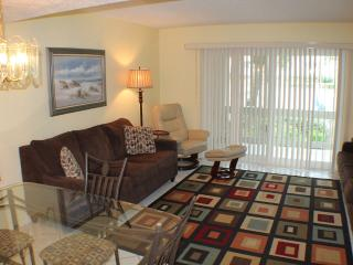 Ocean/Pool View Condo at Four Winds, Flat Screens - Saint Augustine vacation rentals