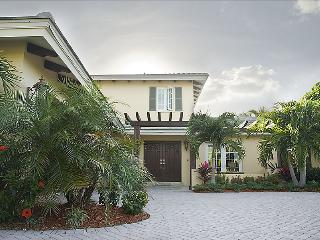 Waterfront villa with private beach access! - Naples vacation rentals
