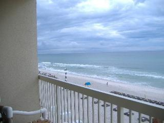 Beachfront. Sleeps 6.  Low Floor. Nicely Furnished. Great View! Email for Quote. - Panama City Beach vacation rentals