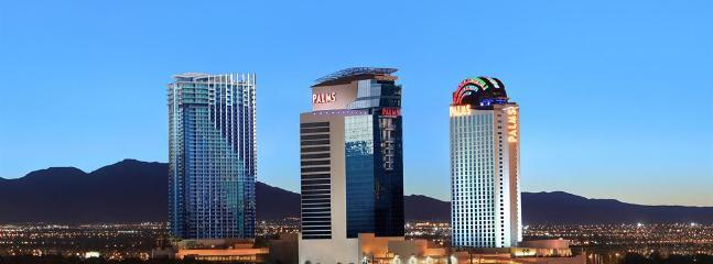 Hotel View - Awesome Palms Casino Resort Las Vegas, NV - Las Vegas - rentals