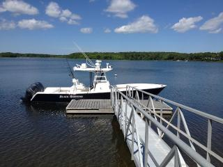 New Seabury Home with Private Dock Close to Beach - New Seabury vacation rentals