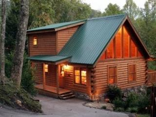 Cubs Crossing - Privacy and Serenity Awaits You. - Gatlinburg vacation rentals