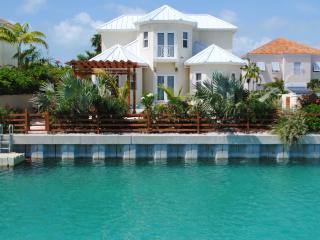 Waterfront Leeward Villa - Grace Bay vacation rentals