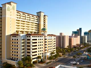 Direct Oceanfront Corner Condo in Family Resort! - Myrtle Beach vacation rentals