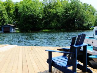 Pet Friendly Cottage Rentals at Blue Pigeon Resort - Bobcaygeon vacation rentals