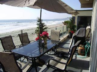 Ocean Front Luxury 3B/3B Condo - Mission Beach vacation rentals