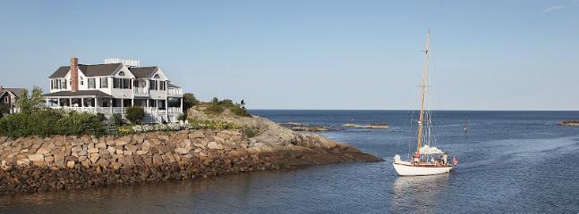 View form Ocean - The Island House Five Star Ocean Front - Ogunquit - rentals