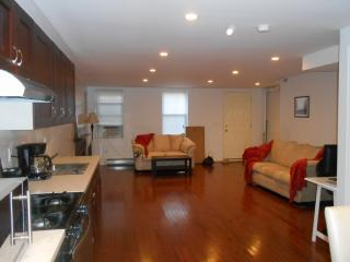 Spacious Apt with backyard in Brooklyn NYC - Brooklyn vacation rentals