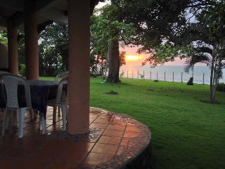 Beachfront Artfully Designed Home, Palmar, Panama - El Palmar vacation rentals