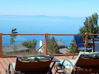 Comfortable Cottage with Internet Access and Water Views - Port Angeles vacation rentals