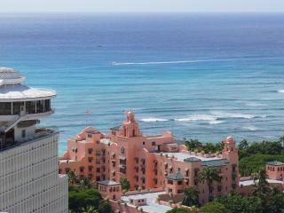 Sweeping Ocean View 1Bedroom! Free Parking, Wifi!! - Waikiki vacation rentals