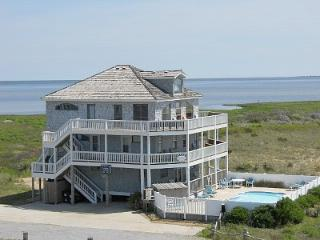 Oceanfront to Soundfront O.B.X Oasis by Owner - Hatteras vacation rentals