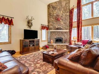 Luxury Ski-In Ski-Out Home Backing National Forest - Breckenridge vacation rentals