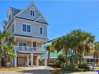 Washed Ashore - Ocean Front With Private Pool - Surfside Beach vacation rentals