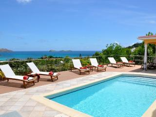 Deluxe Villa Les Acajous Spectacular View - Saint Jean vacation rentals