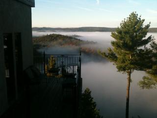 Laurentian MOUNTAINTOP LUXURY CHALET SLEEPS 8 - Mont Tremblant vacation rentals