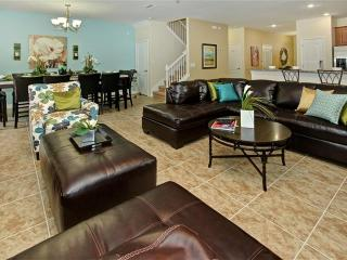 Brand New 8 Bedroom Pool Villa with Theater - Davenport vacation rentals