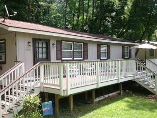 Huge Deck Overlooking Yard & River - Shenandoah vacation rentals