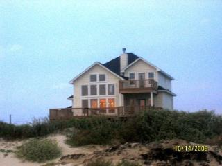 Custom beachfront home w/Private Walkway to Beach - Surfside Beach vacation rentals
