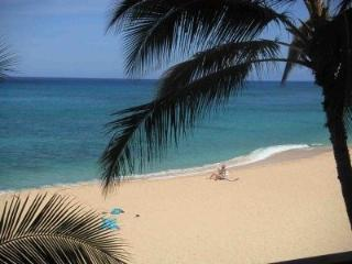 BEACHFRONT and AFFORDABLE CONDO Makaha Oahu Hawaii - Makaha vacation rentals