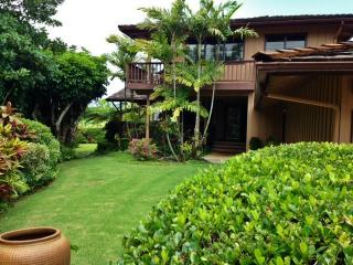 Exceptional 4BR Princeville Home w/Beautiful Mountain & Waterfall Views - Perfect Location in Quiet Community Near All Beaches & Activities on Kauai's North Shore! - Princeville vacation rentals