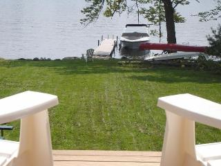 Fun Family Wolfeboro Village Waterfront Cottage - Wolfeboro vacation rentals
