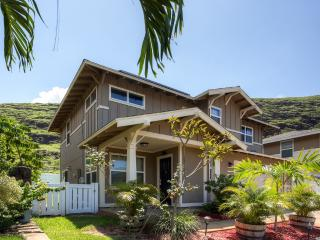Refreshing 3BR Waianae House w/Wifi, Large Fenced-In Yard & Breathtaking Mountain Views - Close to Several Local Hangouts! Minutes to Renowned Beaches, Restaurants & Golf - Waianae vacation rentals