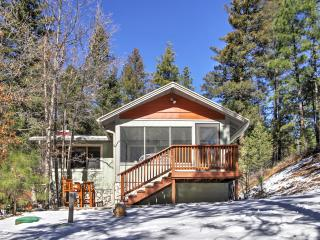 Beautiful 1BR Ruidoso Cabin w/Private Hot Tub, Gas Grill & Wifi - Peaceful Location Near the River, Minutes to Outdoor Recreation & Town Attractions! - Ruidoso vacation rentals