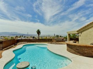 Contemporary 4BR Lake Havasu House w/Private Outdoor Pool, Wifi & Full Lake Views - Close to Shops, Restaurants, London Bridge & Downtown! - Lake Havasu City vacation rentals