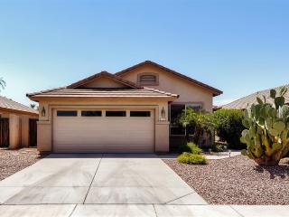 'Peoria Paradise' Radiant 3BR Peoria House w/Wifi & Beautiful Private Outdoor Pool - Close Proximity to Baseball Spring Training, Shopping, Great Restaurants, Golf Courses & More! - Peoria vacation rentals