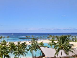 Waikiki IIikai Suites 542 Ocean/Lagoon/Fireworks - Waikiki vacation rentals