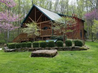 Wise Old Owl Cabin French Lick sleeps up to 20 - Taswell vacation rentals
