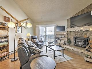 Terrific 3BR Fraser Townhome w/Wifi, Clubhouse Pool Access & Unobstructed Mountain Views - Walking Distance to Hiking Trails & Minutes from Skiing! - Fraser vacation rentals