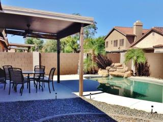 Superb 4BR Surprise House w/Private Outdoor Pool & Covered Patio - Quiet Yet Convenient Location! Minutes from Shopping, Dining, Golf, Spring Training Facilities & Much More - Surprise vacation rentals
