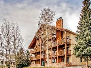 Perfectly Located 2BR Mt. Crested Butte Condo w/Wifi, Large Private Deck & Fabulous Mountain Views - Walking Distance to Ski Area Base, Dining & Hiking! - Crested Butte vacation rentals