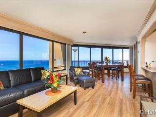 MONTHLY 2 Bdrm 2 Bath Ocean Sunset Views w Parking - Honolulu vacation rentals
