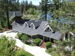 LAKEFRONT ESTATE AT MALLARD BAY - MAGNIFICENT!! - Big Bear Lake vacation rentals