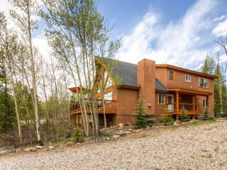 Cozy Cabin with Deck and Internet Access - Fairplay vacation rentals