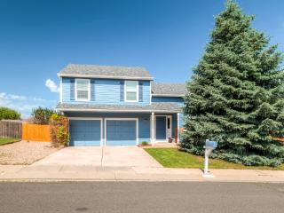 Impressive 3BR + Media Room Colorado Springs Home w/Wifi, Gas Grill & Mountain Views - Easy Access to Air Force Academy, Downtown & Outdoor Attractions! - Colorado Springs vacation rentals